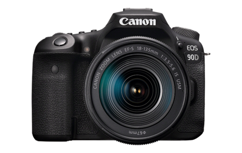 фотоаппарат Canon EOS 90D kit 18-135mm IS USM