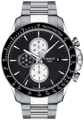 Мужские швейцарские часы Tissot T-Sport V8 Automatic Chronograph T106.427.11.051.00