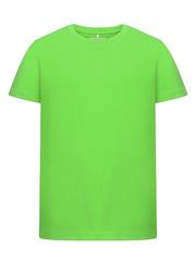 001-17 футболка детская, зеленая