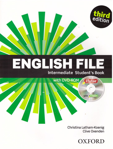 English File (3rd edition) Intermediate : Student's Book with iTutor