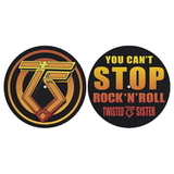 Слипмат Для Проигрывателя Виниловых Пластинок (Twisted Sister - You Can't Stop Rock 'N' Roll)