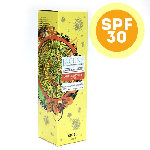 Солнцезащитный крем SPF30 / CREME ANTISOLAIRE SPF30