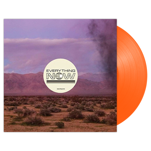 Arcade Fire / Everything Now (Coloured Vinyl)(12