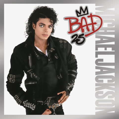 Michael Jackson / Bad 25 (2CD)