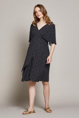 Платье 10205 черный