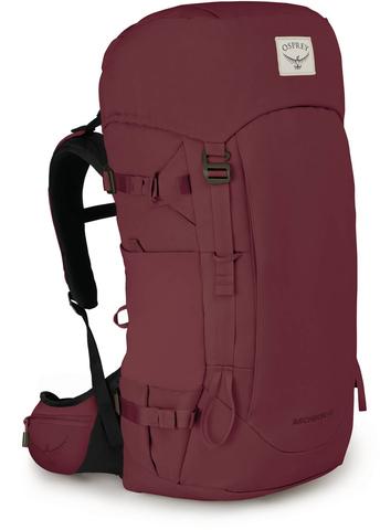Картинка рюкзак туристический Osprey Archeon 45 W's Mud Red
