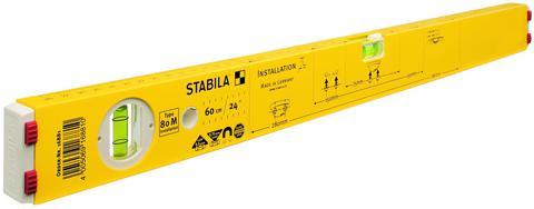 Ватерпас магнитный Stabila тип 80М 60 см