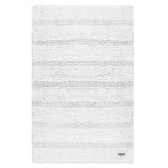 Элитный коврик для ванной Pera белый от Hamam