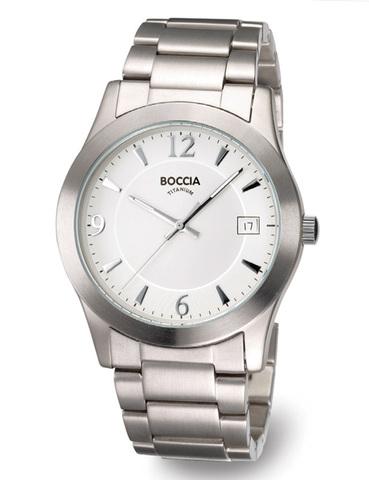 Купить Мужские наручные часы Boccia Titanium 3550-01 по доступной цене