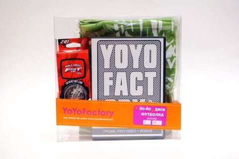 Набор Yoyofactory Fast 201