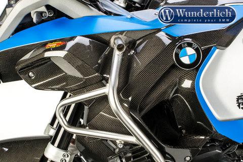 Облицовка воздухозаборника (правосторонняя) BMW R1200GSA LC карбон