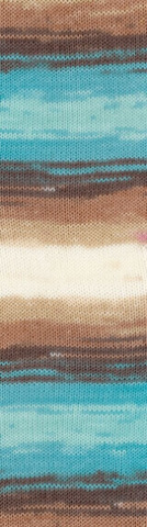 Alize Diva batik цвет 4603, пряжа, фото