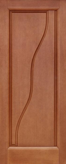 Дверь межкомнатная,Россич,Зодиак ДГ, Цвета: Анегри, Красное дерево