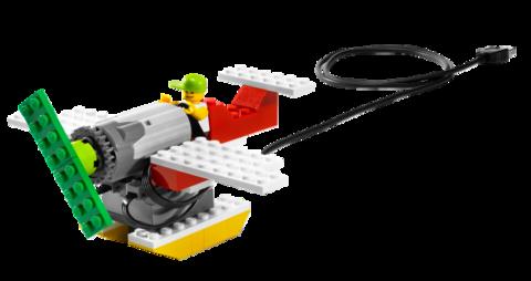 LEGO Education: Конструктор перворобот LEGO WeDo 9580