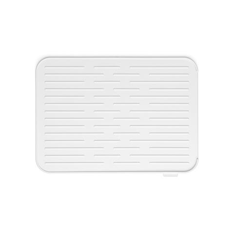 Силиконовый коврик для сушки посуды, Светло-серый, арт. 117466 - фото 1