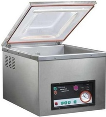 Вакуумный упаковщик INDOKOR IVP-400/2F с функцией газонаполнения