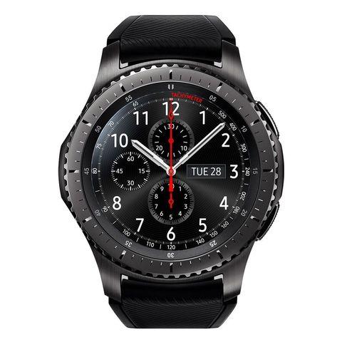 Купить Смарт-часы SAMSUNG Gear S3 Frontier, SM-R760NDAASKZ по доступной цене