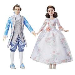 Набор из 2 Коллекционных Кукол Бэль и Принц (Belle & Prince) - Красавица и Чудовище, Hasbro