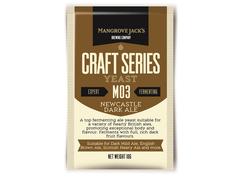 Дрожжи Mangrove Jack's Newcastle Dark Ale Yeast M03