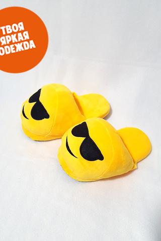 Тапочки Emoji Крутой