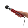 Doxy - Number 3 Wand Massager Красный (мини)