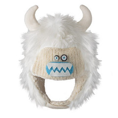 Шапка-зверек детская Knitwits Yuki the Yeti