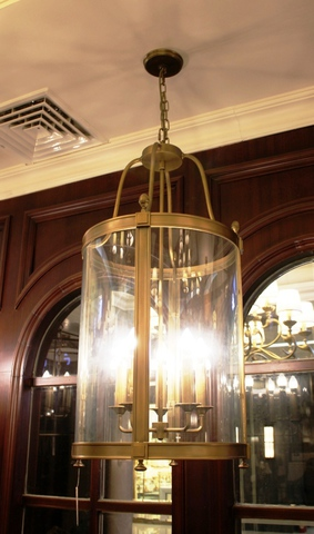 brass pendant 01-60  ( BRITISH LIGHTS)