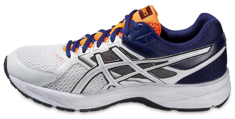 Мужская беговая обувь Asics Gel-Contend 3 (T5F4N 0130) синяя фото