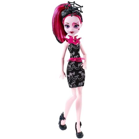 Кукла Монстер Хай Дракулаура (Draculaura) - Страшный танец, Mattel