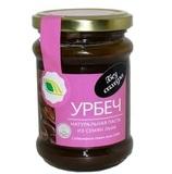 Урбеч-паста, Биопродукты, натуральная, из семян льна, 280 г
