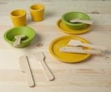 Набор деревянной посуды Plan Toys