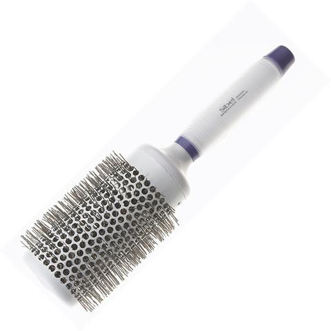Термобрашинг 53мм с силиконовой ручкой Sibel Silicon Gel