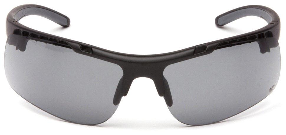 Очки баллистические стрелковые Pyramex Drone VGSB8320ST Anti-fog серые 23%