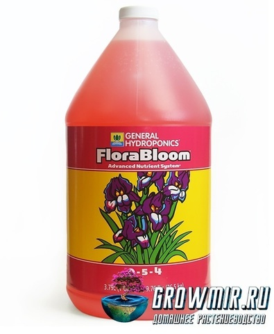 Original Flora Bloom GH 10L