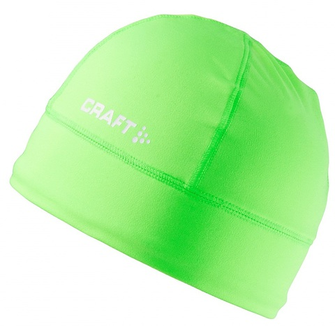 Шапка Craft Light Thermal (green) унисекс