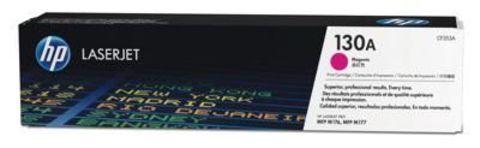 Картридж HP CF353A (130A) для принтеров HP Color LaserJet Pro MFP M176n, M177fw (пурпурный, 1000 стр.)