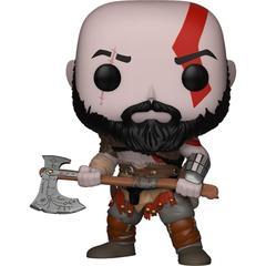 POP! Vinyl: Games: God of War: Kratos