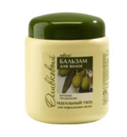 Бальзам для нормальных волос оливковый Питание & Увлажнение