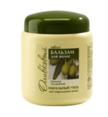 Бальзам для нормальных волос оливковый Питание ...