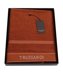 Полотенце 100х150 Trussardi Ribbon Rust