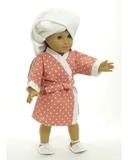 Комплект банный - На кукле. Одежда для кукол, пупсов и мягких игрушек.