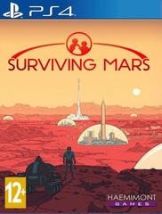 Sony PS4 Surviving Mars (русские субтитры)