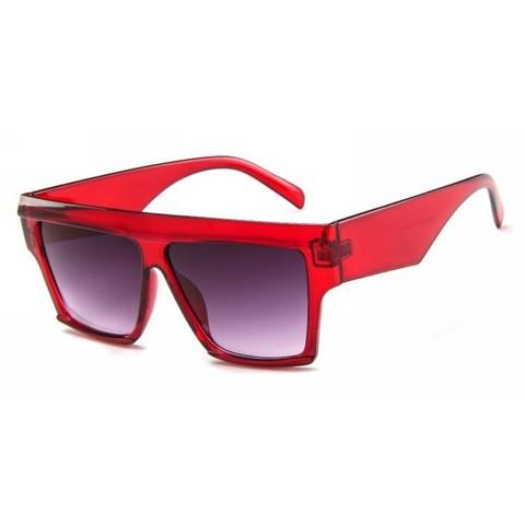Солнцезащитные очки 5059004s Красный - фото