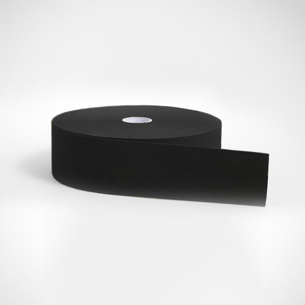 Кинезио тейп «StrengthTape» 35м черный
