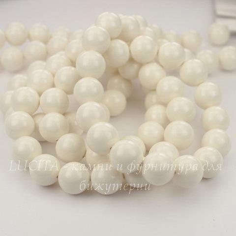 5810 Хрустальный жемчуг Сваровски Crystal Ivory круглый 10 мм ()