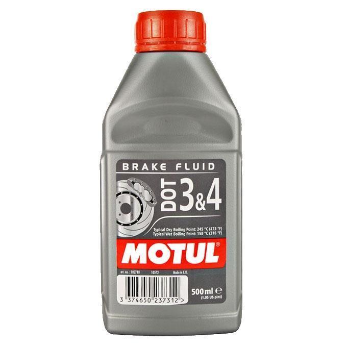 Motul Brake Fluid DOT3&4  Тормозная жидкость