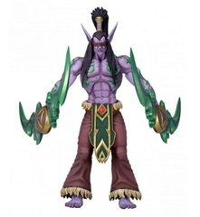 Heroes of The Storm Series 01 — Illidan Stormrage (WarСraft)