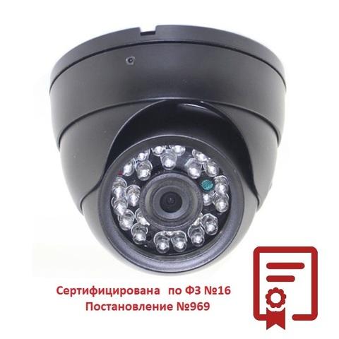 Уличная AHD камера для транспорта NSCAR FD317 (сертифицирована по ФЗ №16, Постановление №969)