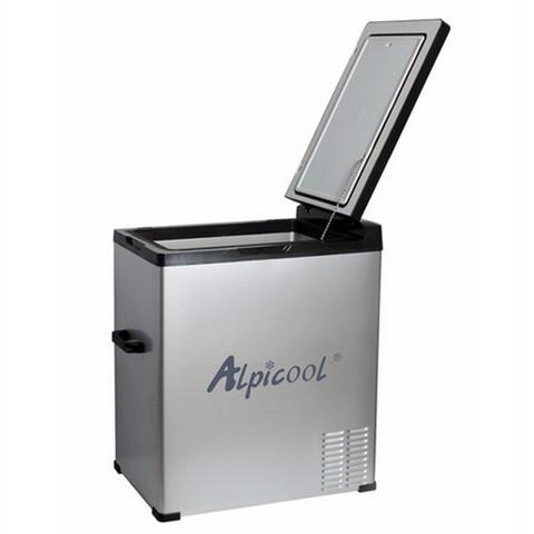 Компрессорный автохолодильник Alpicool ACS-75 (12V/24V/220V, 75л)