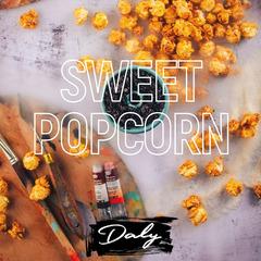 Кальянная смесь Daly 50 г Sweet Popcorn